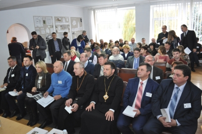 Вчена рада затвердила до друку монографію В. Корнієнка про галицькі пам'ятки
