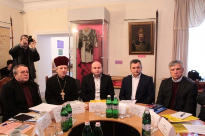 В Крилосі обговорювали відродження історико-культурної спадщини Галича