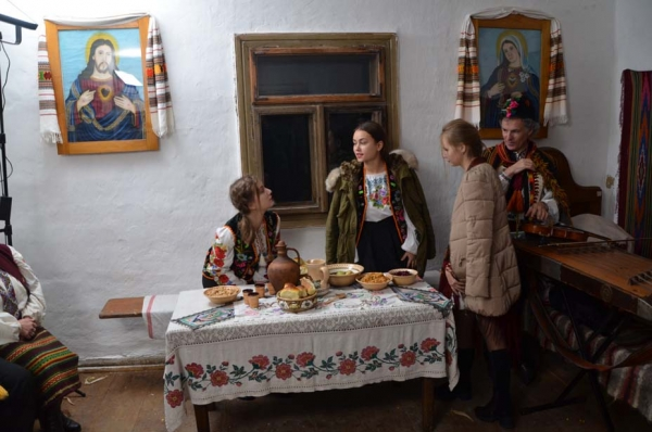 Вечорниці на Андрея у Музеї етнографії