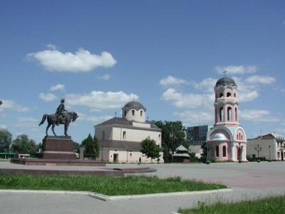National preserve Davniy Halych