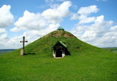 Halychyna Grave