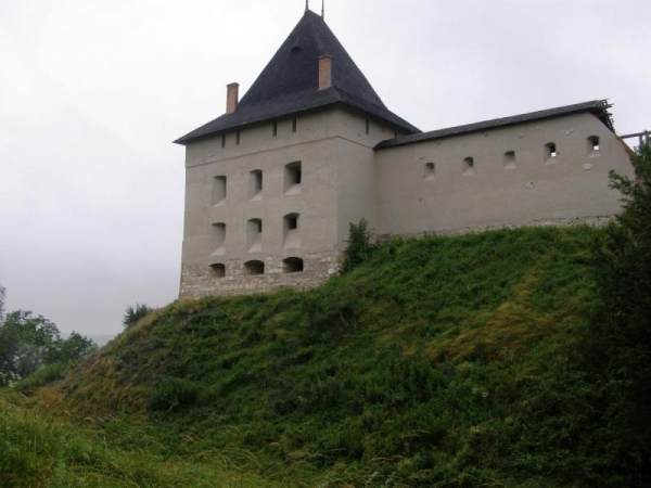 The Castle of Halych