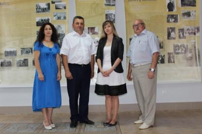 24 квітня 2017 р. відбулося чергове засідання  вченої ради Національного заповідника «Давній Галич»